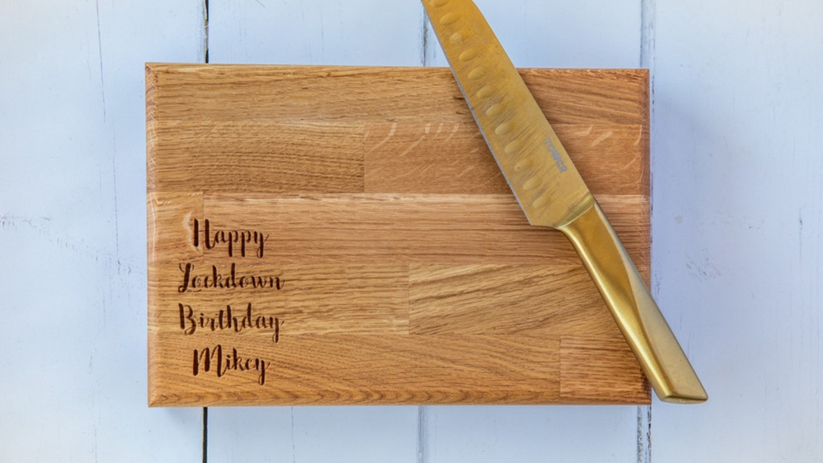 How to keep your wooden chopping board clean and healthy