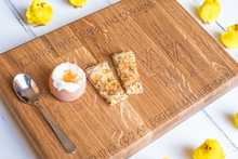Egg & Soldiers Board