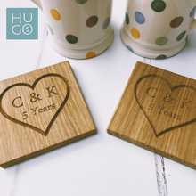 Personalised Engraved Coasters