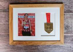 Race Medal and Photo Frame Kit