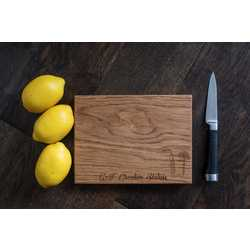 Gin and Tonic Chopping Board
