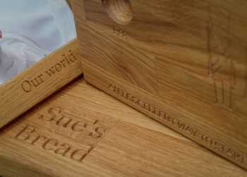 Bespoke Engraved Chopping Boards
