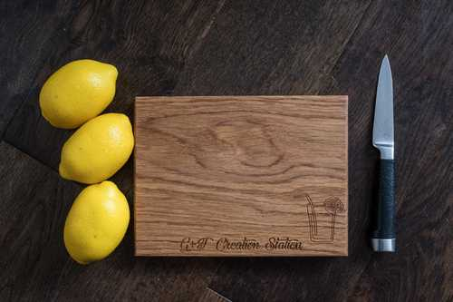 Chopping board G&T
