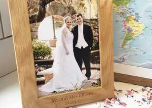 Bespoke Engraved Wedding Gifts