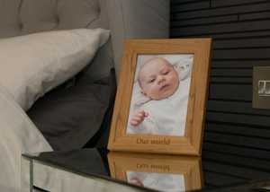 New Baby Engraved Gifts
